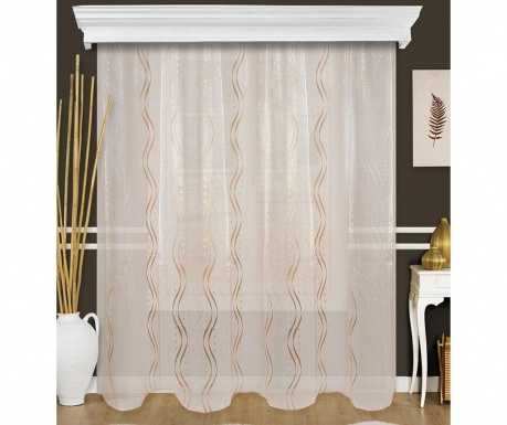 Curtain Evin Gold 200x260 cm