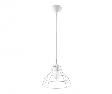 Závěsná lampa Asama White