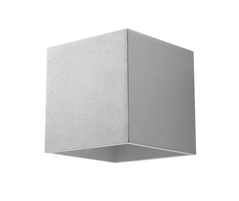 Aplica de perete Geo Grey