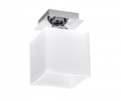 Полилей Square White Chrome