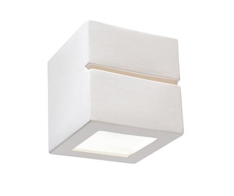 Nástěnné svítidlo Leo Line White