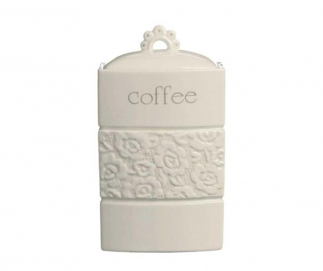 Dóza s vekom na kávu Lacie M