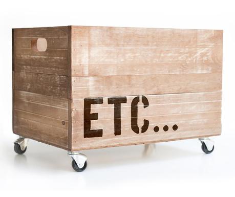 Sanduk za spremanje ETC