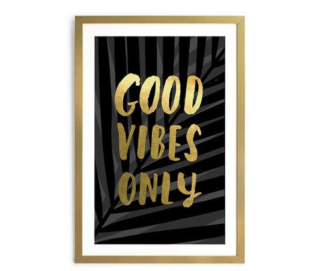 Slika Good Vibes 40x60 cm