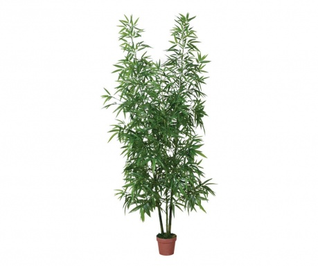 Umjetna biljka u posudi za cvijeće Bambu