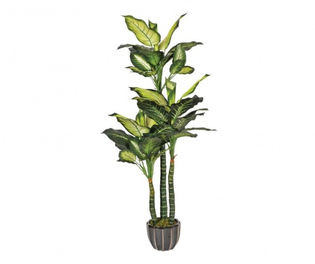 Umjetna biljka u posudi za cvijeće Elefante