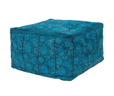Blazina za sedenje Dali Fantasia Square Blue