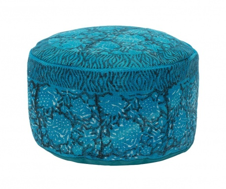Blazina za sedenje Dali Fantasia Round Blue