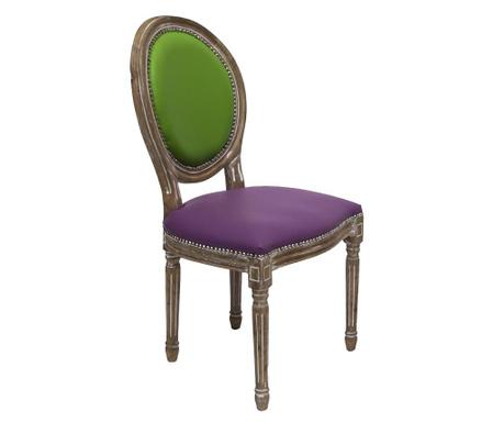 Krzesło Tiffany Green Purple