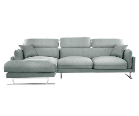 Ляв ъглов диван Giselle Mint