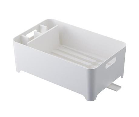 Odcejalnik za posodo Sink White