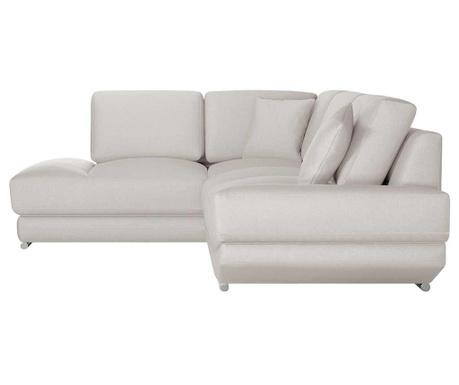 Ляв ъглов диван Kaya Cream