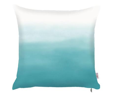 Калъфка за възглавница Gradient Blue 43x43 см