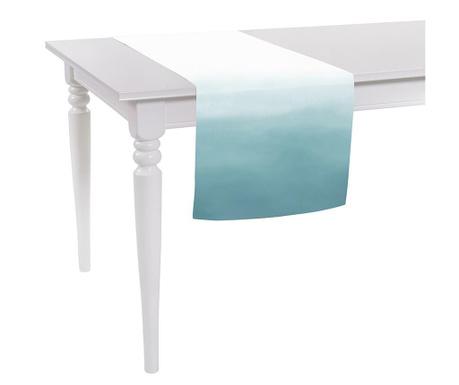 Bieżnik stołowy Gradient Blue 40x140 cm
