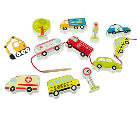 Gra w nawlekanie Vehicle