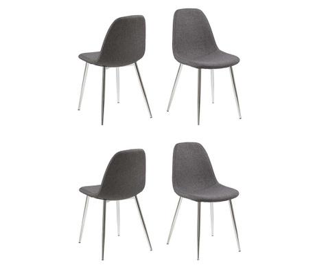 Set 4 stolice Wilma