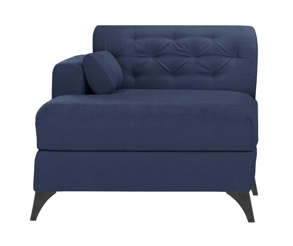 Vanity Blue Baloldali nappali heverő
