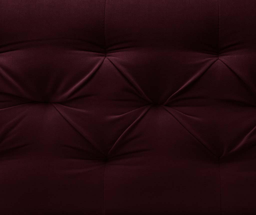 Vanity Crimson Baloldali Sarokkanapé