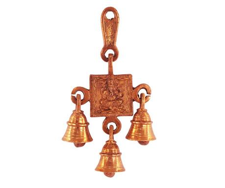 Nástěnná dekorace Ganesha Bells Three