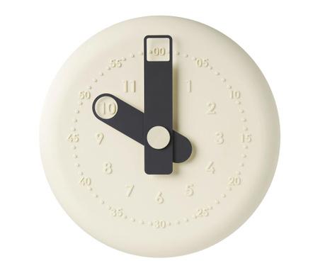 Zegar ścienny Present Cream