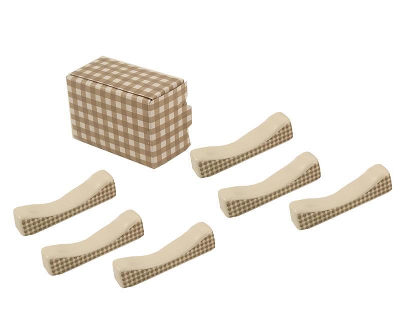 Set 6 suporturi pentru cutite Griebia