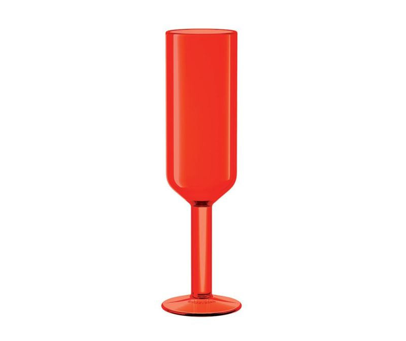 The Good Times Red Pezsgőspohár 160 ml