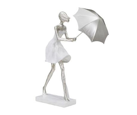 Girl in the Rain Dekoráció
