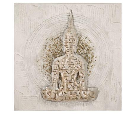 Картина Buddha 80x80 см
