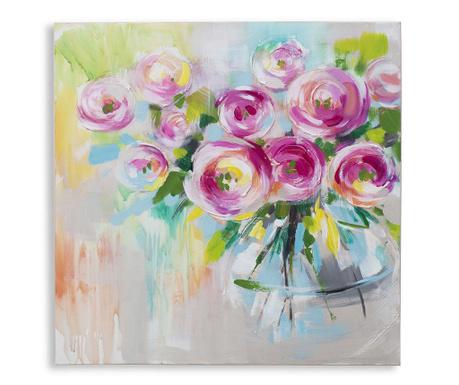 Slika Flower Pot 80x80 cm