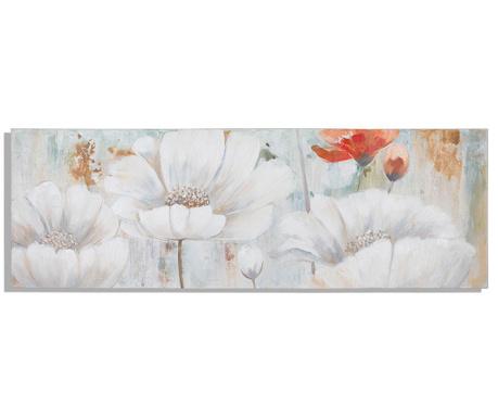 Slika Bouquet 50x150 cm