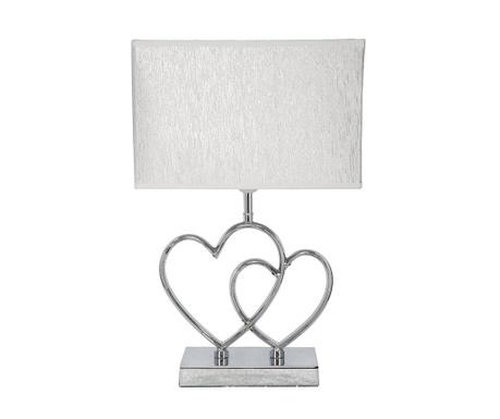 Double Hearts Éjjeli lámpa