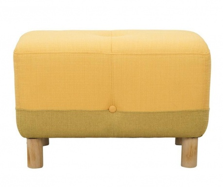Taboret Quick Yellow