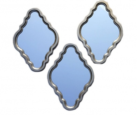 Set 3 zrcala Mithelye