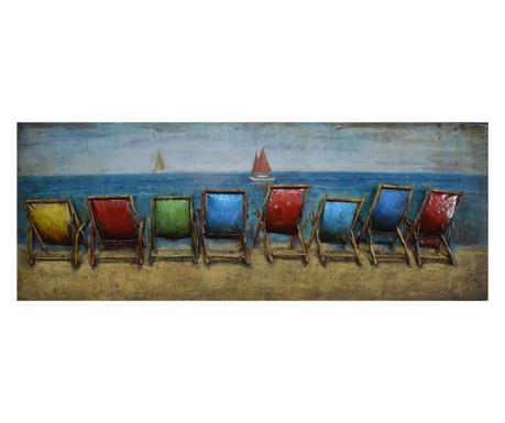 Zidni ukras Beach
