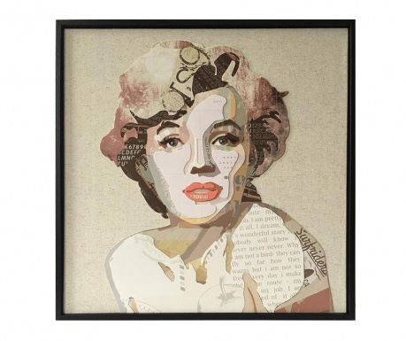 Tablou Marilyn Magic 52x52 cm