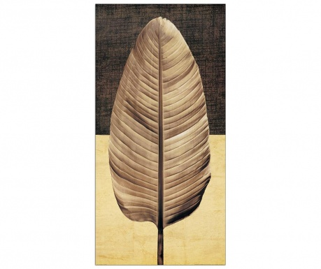 Картина Palm Leaf Style 60x120 см