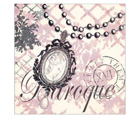 Slika Baroque Bling 30x30 cm