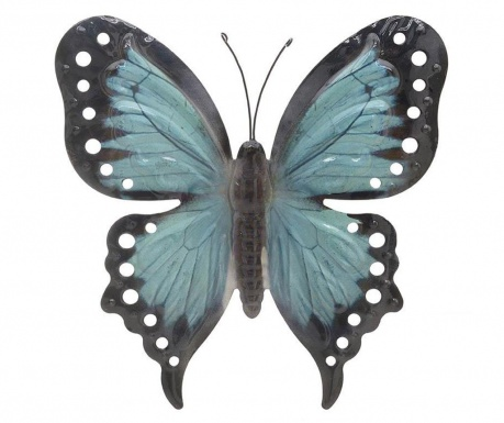 Decoratiune de perete Blue Butterfly