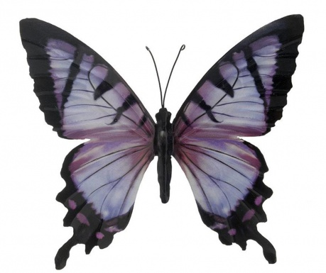 Zidni ukras Yvette Butterfly
