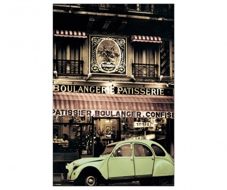 Картина Cute Boulangerie 60x90 см