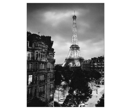 Картина Torre Eiffel de Noche 60x80 см