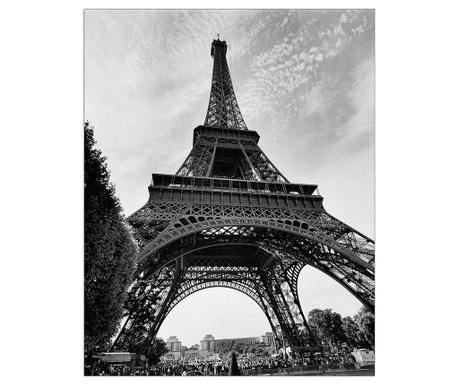 La Tour Eiffel Kép 50x63 cm