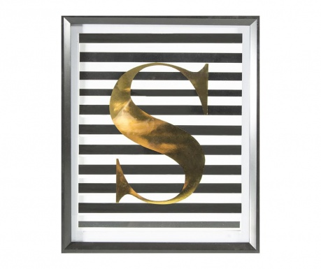 Stripes Kép 40x50 cm