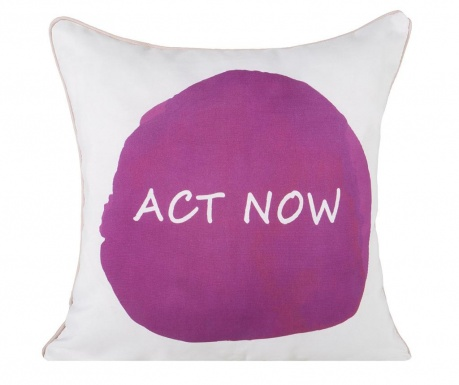 Калъфка за възглавница Act Now 40x40 см