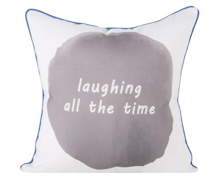 Laughing Párnahuzat 40x40 cm