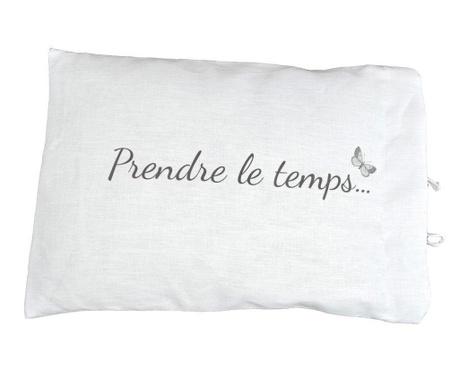 Декоративна възглавница Prendre le Temps 35x54 см