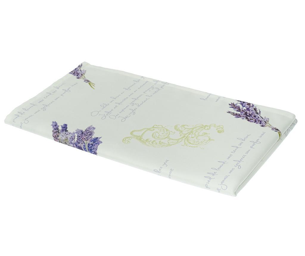 Traversa de masa Lavender 40x140 cm