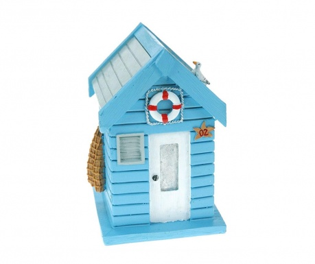 Pusculita Beach Hut Light Blue