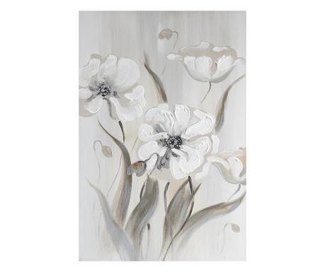 Картина Kwiaty 60x90 см