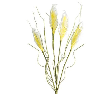Floare artificiala Flore Light Yellow